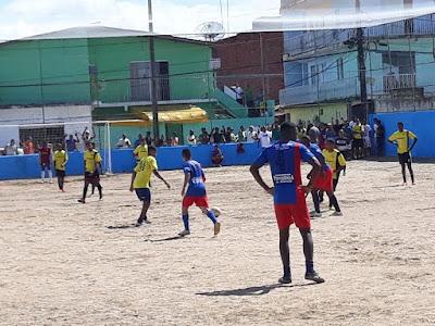SAJ: I Torneio da Amizade celebra requalificação no campo da Urbis IV