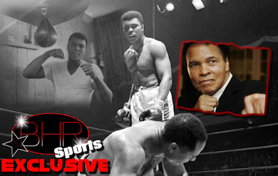 The Legend Muhammad Ali Has Past Away At The Age Of 74