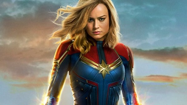 Captain Marvel Brie Larson From Avengers Hd Wallpapers Download In