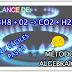 ▷ RESUELVO 🙌  por el MÉTODO ALGEBRAICO C3H8+O2 --> CO2 +H2O  ✅ [SOLUCIÓN]