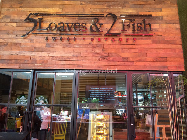 5 Loaves & 2 Fish Launch