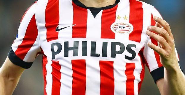 Philips se marcha de la camiseta del PSV