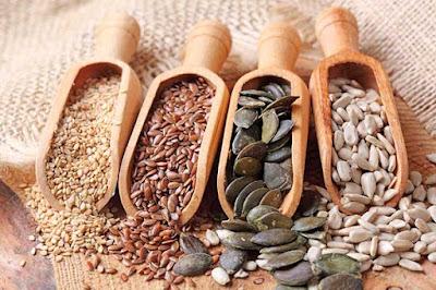 وصفات أغذية لتقوية الذاكرة - البذور