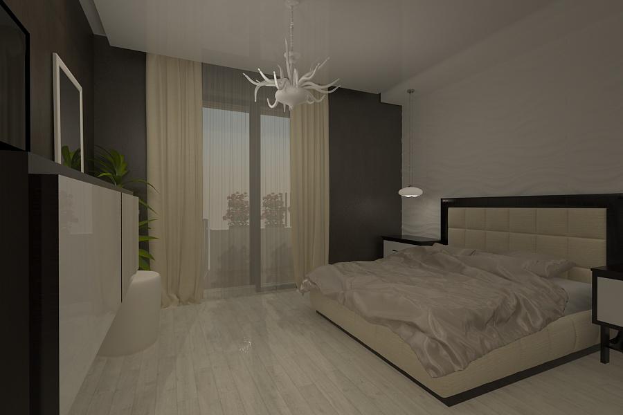 Design interior dormitor casa Constanta - Arhitect / Amenajari Interioare Constanta - preturi