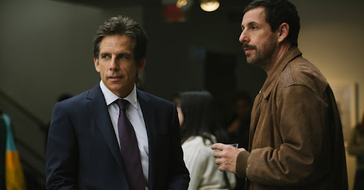 CINEMA | Collecting 'The Meyerowitz Stories (New and Selected)'
