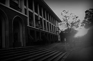 Kisah Horor di Bundaran Teknik, Hantu Mbak Yayuk di FE dan Menir Joshep di Rektorat Kampus UGM