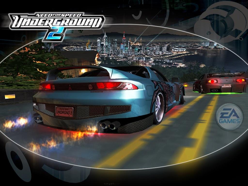 Wallpaper Need For Speed Underground 2  Deloiz Wallpaper