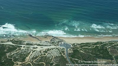 Praia da Aguda (Fontanelas)