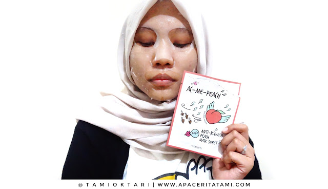 Review A'bloom Fruit Mask Sheet All Variant