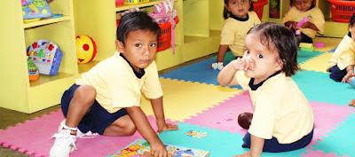 Lo que los niños deben hacer y aprender alrededor de los 3 años