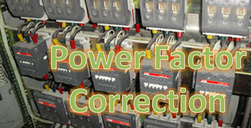 Power Factor Correction in AC System