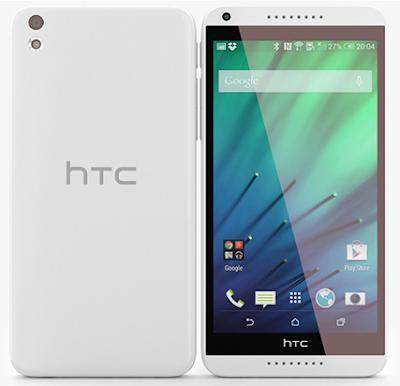 Thay mat kinh dien thoai HTC desire 816