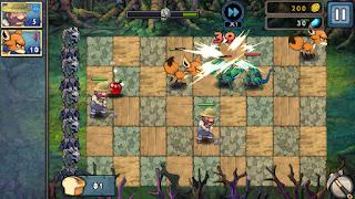 Game Android Legend wars  2 v1.6.4 Apk