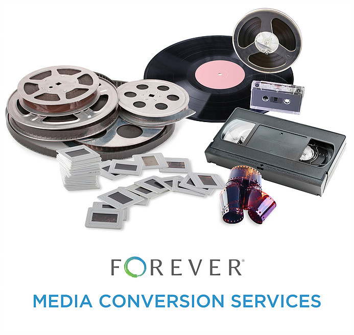 Forever Digitization Services