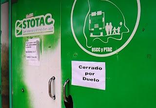 Ponce, es el secretario gremial que conducirá el gremio hasta el 2018 cuando se convoque a nuevas elecciones ya que las mismas son cada 4 años y Castro había asumido en 2014.