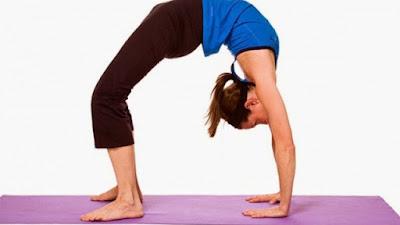 tập yoga tăng chiều cao