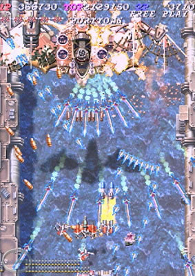 Ibara arcade game portable bullet hell download free