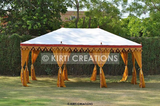 Fabulous Raj Tents