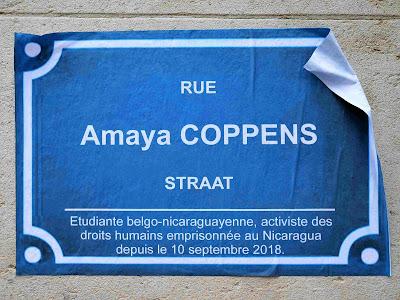 rue Amaya Coppens straat