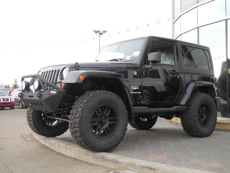 Jeep Jk Tires >> My Jeep Wrangler JK