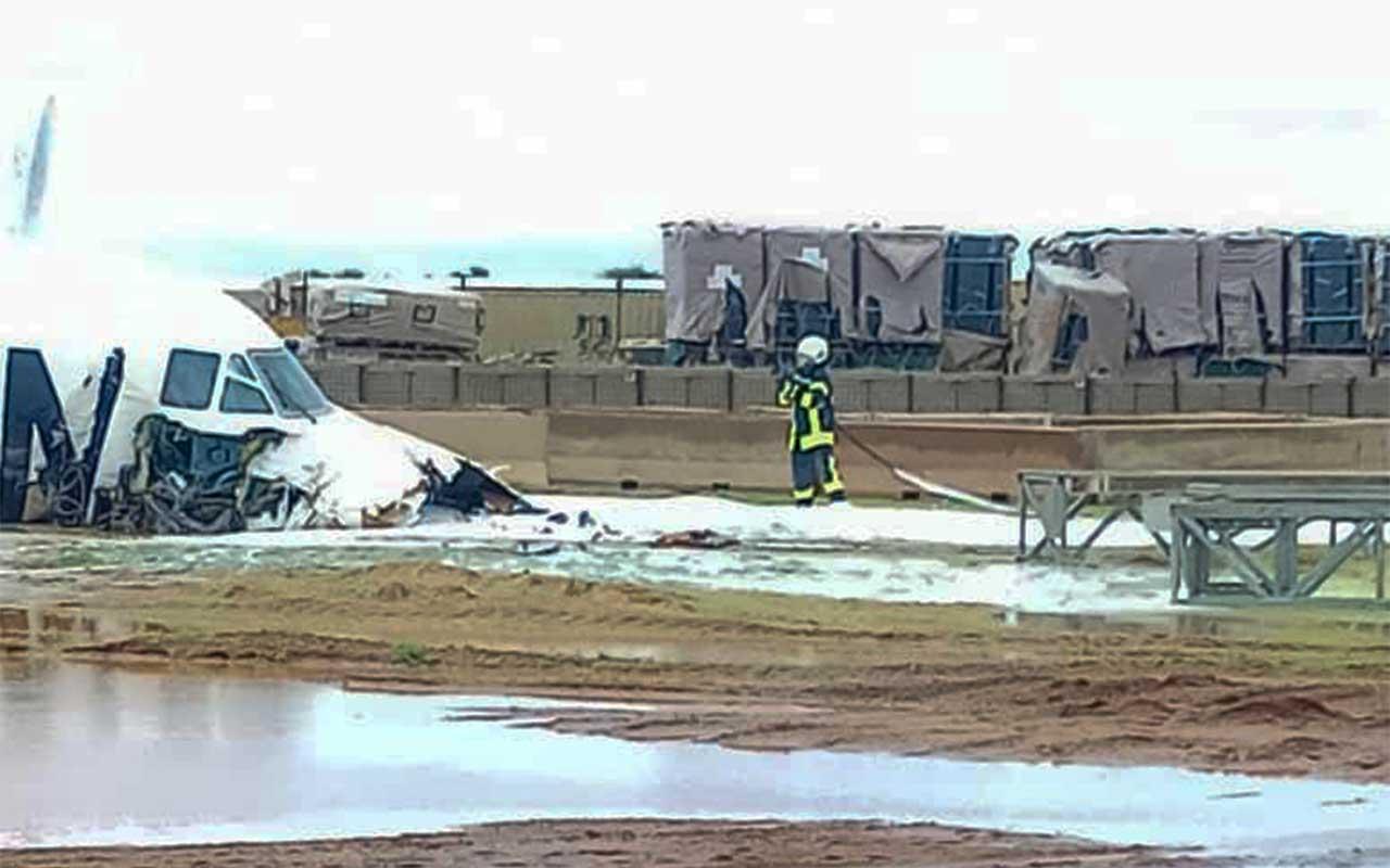 Avārijā cietusī lidmašīna 3