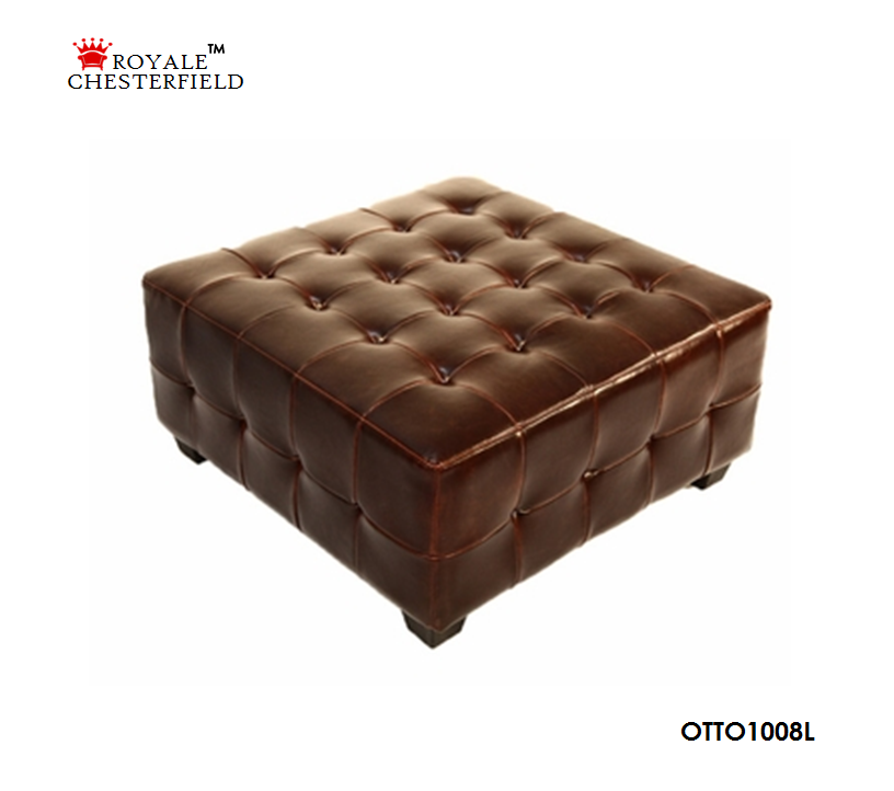 ROYALE CHESTERFIELD LEATHER OTTOMAN COLLECTIONS 2017 : OTTO008L from royalechesterfield.blogspot.com size 816 x 722 png 221kB