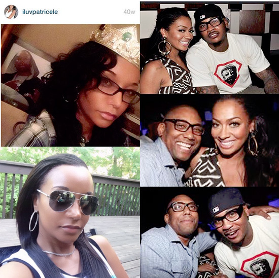 Welcome to KGs blog: Check Out La La Anthony and Her Son