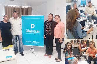 Representantes da ONG Ceacri de Itapiúna participam de formação de governança para as organizações parceiras do ChildFund Brasil