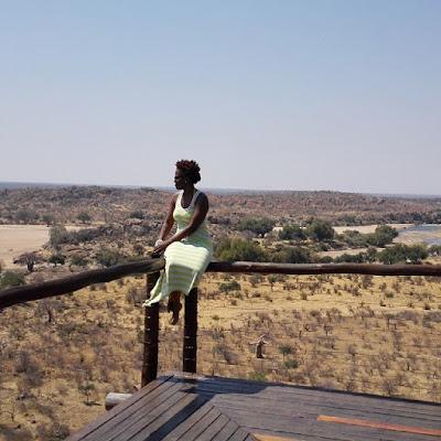 Mapungubwe Confluence Deck