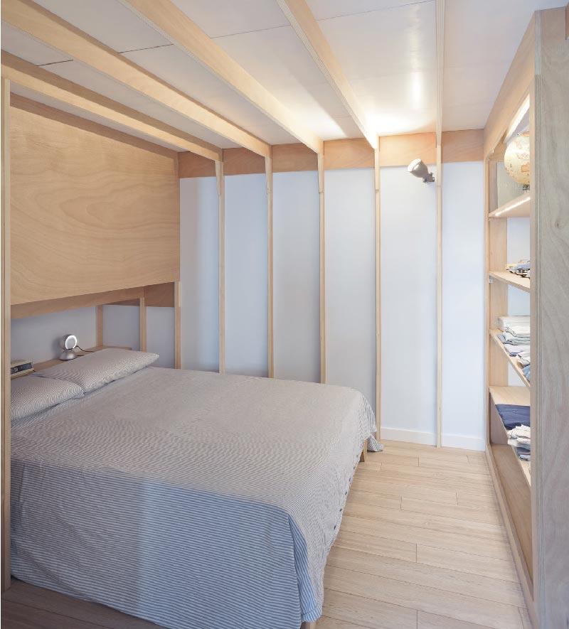 Riviera Cabin monolocale in Liguria
