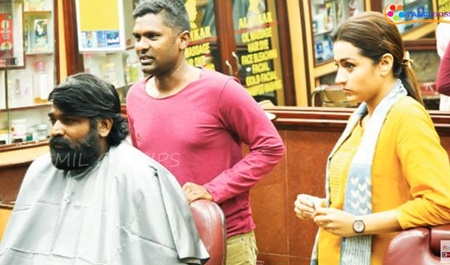 Vijay Sethupathy – Trisha film update