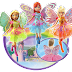 Winx Club My Butterflix Magic Dolls Collection