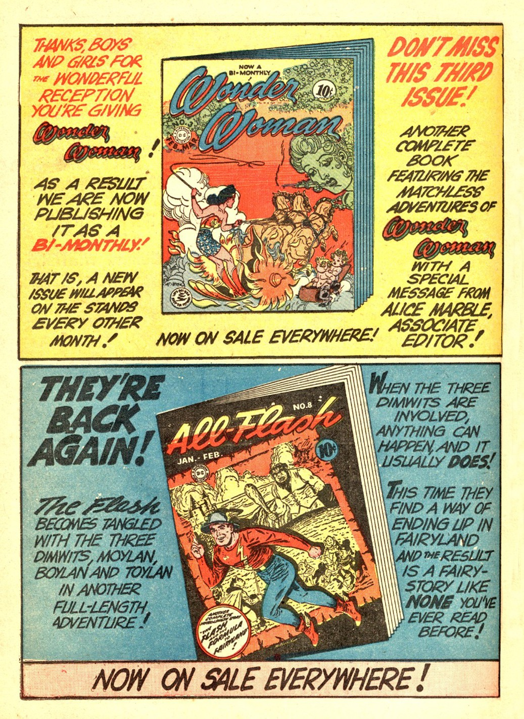 Read online All-American Comics (1939) comic -  Issue #47 - 49