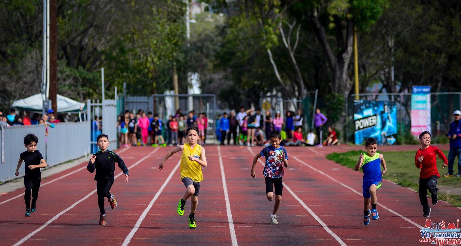 Festival atl tico infantil y juvenil de la limat 04 de for Liga municipal marca