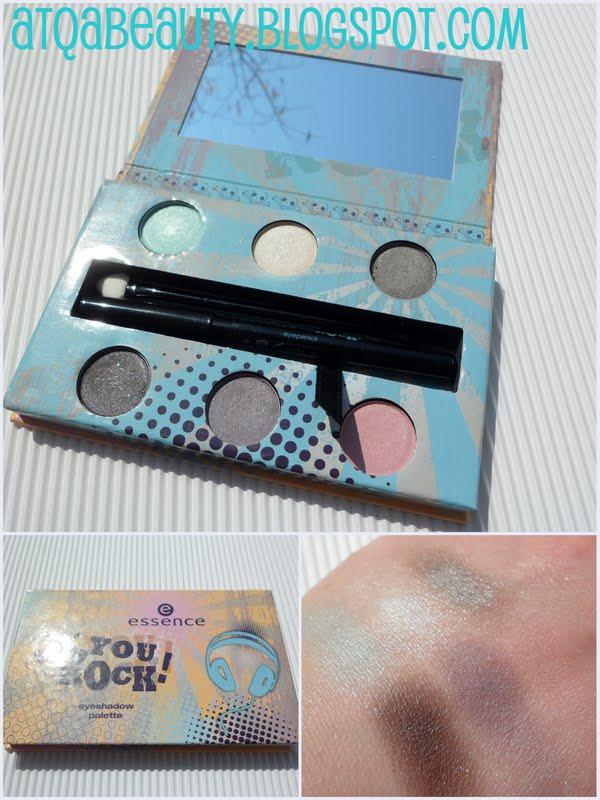Essence, You Rock LE, Rock Chick's Palette
