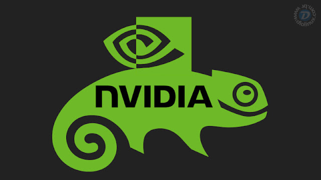 Nvidia Driver openSUSE Tumbleweed