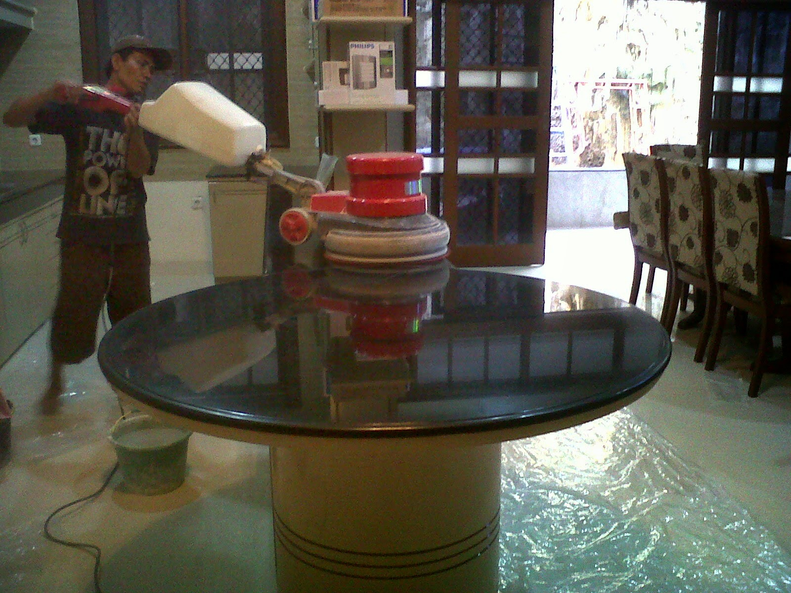 Poles Marmer Sawah Besar Jakarta Pusat