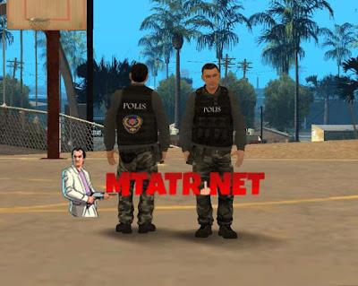 Türk Polisi 124