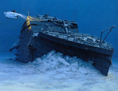 Unique Explorer Two Victims Of The Titanic Found Alive Because Time Hallways Clarification Analysis