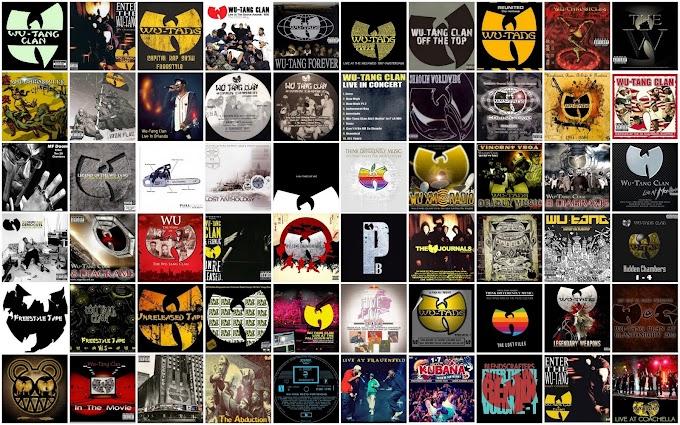 Wu-Tang Clan | Discografía | MEGA / Mediafire | 1992-2017 |