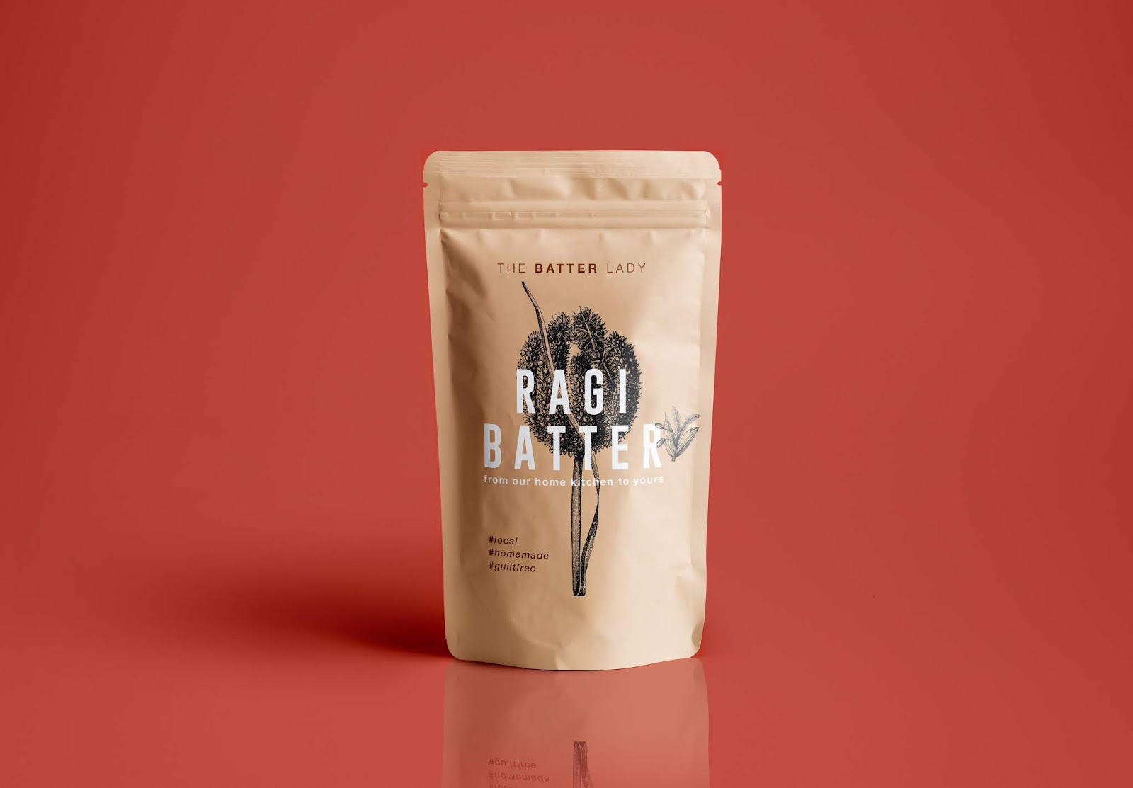 Ragi Batter on Packaging of the World - Creative Package Design Gallery