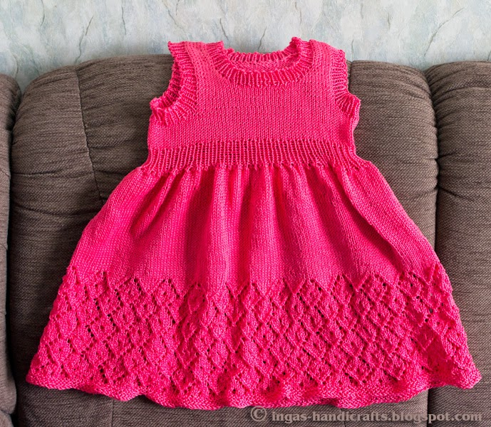 Kootud kleit Knitted Dress