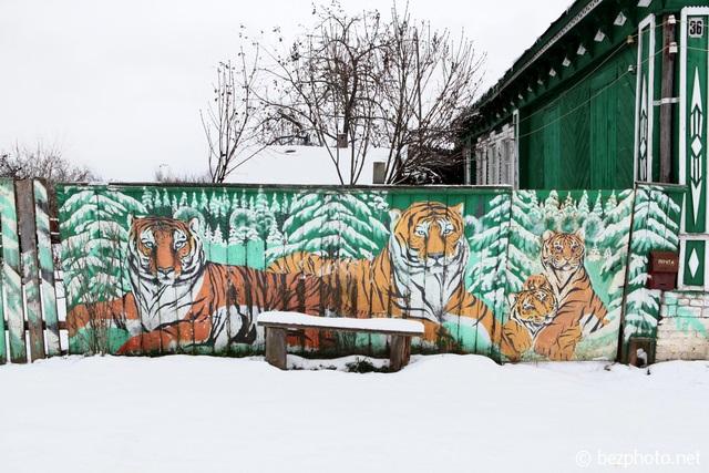 тургенево владимирская область дом с тиграми