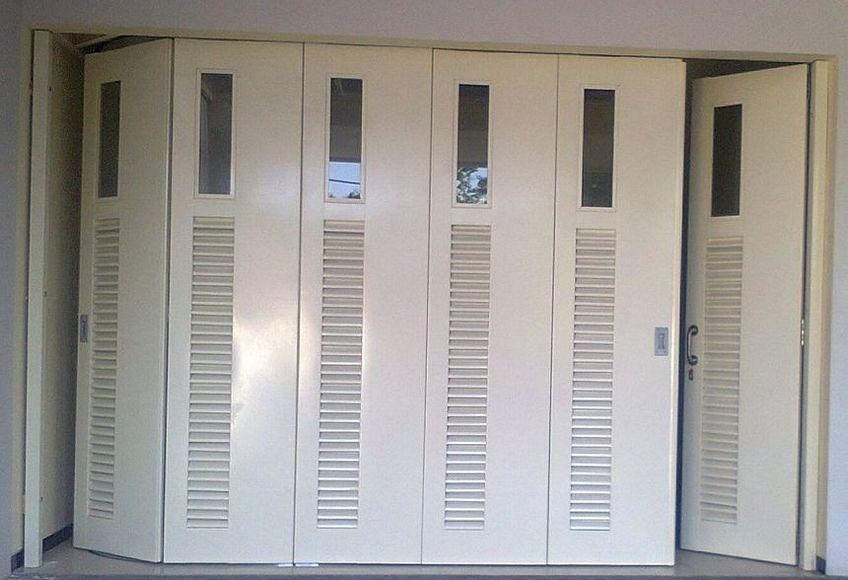 pintu aluminium folding 3