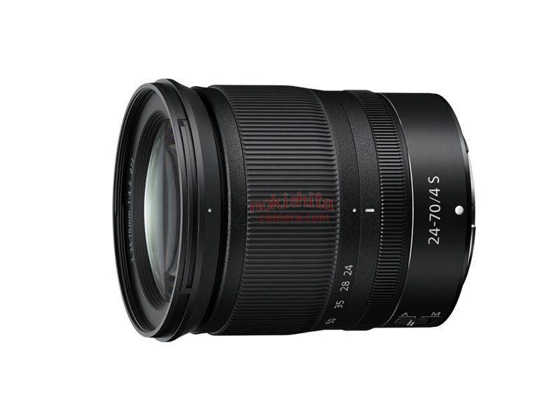 Объектив Nikon Z-Nikkor 24-70mm f/4