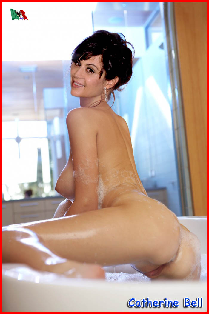 Catherine bell free nude pic