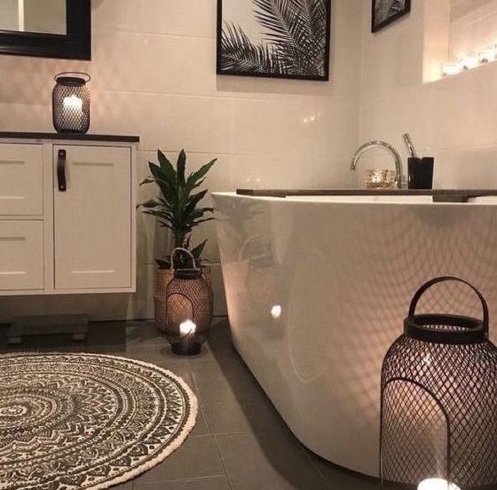 Mes inspirations pour ma salle de bain !