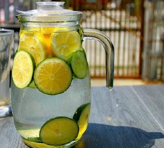 Resep Infused Water Minuman Menyegarkan