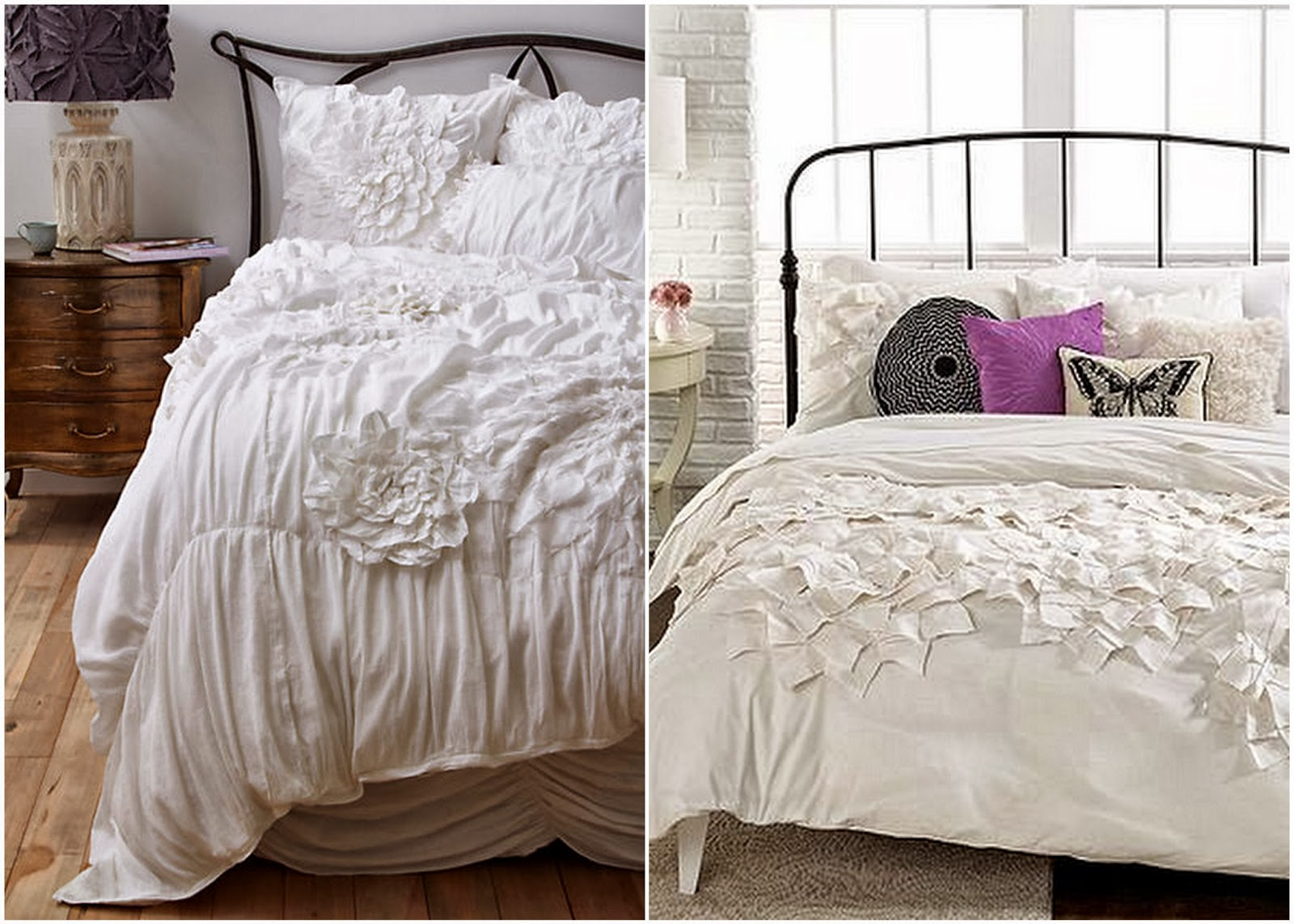 Magic on Main Street: Affordable Anthropologie Bedding ...