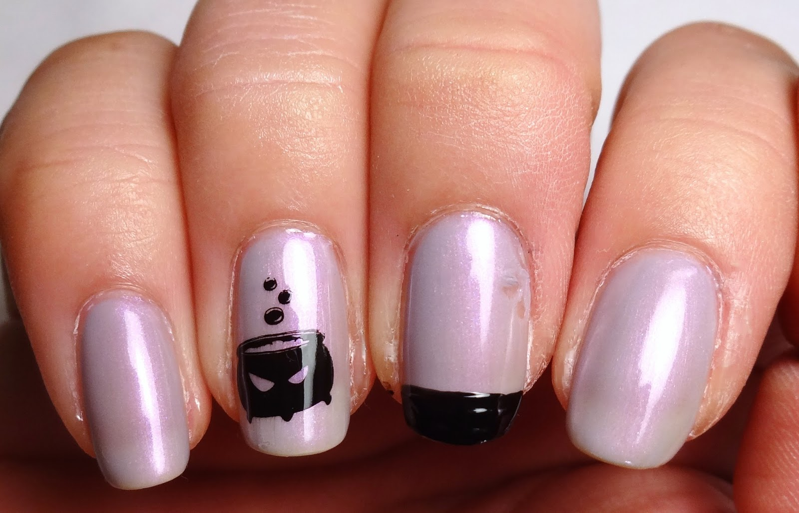 Cauldron Nail